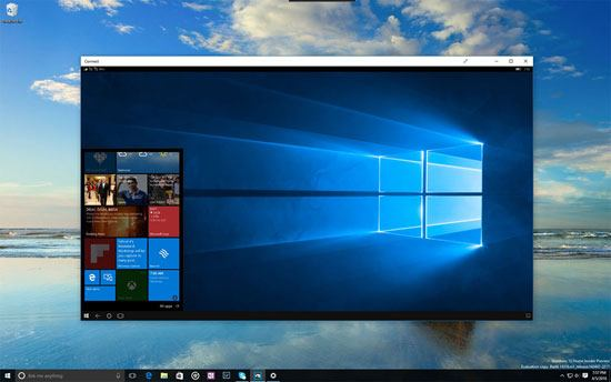 Mengaktfikan PC Windows 10 Menjadi Wireless Display