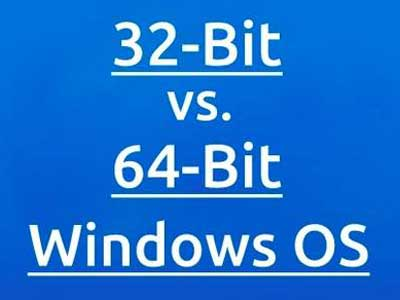 Windows 64-Bit vs 32-Bit, Apa Bedanya