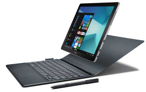 Samsung Galaxy Book, Tablet Hybrid Dengan OS Windows