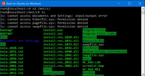 Cara Install Linux Bash di Windows 10