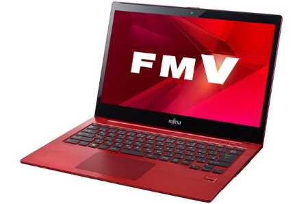 Fujitsu LifeBook UH Laptop Windows Powerful dengan Body Ringan